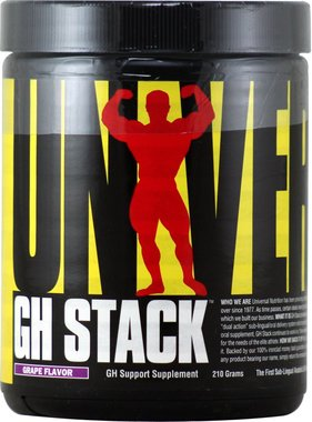 Universal Nutrition GH Stack , Grape, 21 Servings