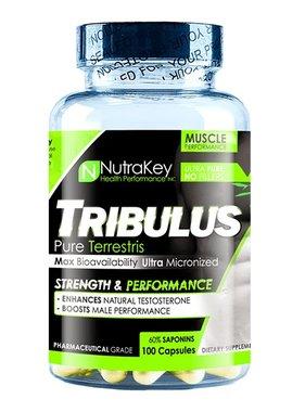 NutraKey Tribulus 500mg, 100 Capsules