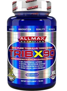 AllMax Nutrition Tribx90, 90 Capsules