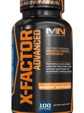 Molecular Nutrition X-Factor Advanced, 100 Gels