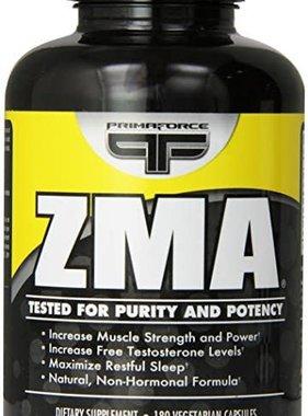 Primaforce ZMA, 180 Tablets