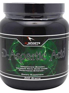 AI Sports Nutrition D-Aspartic Acid, 300gms, 100 Servings