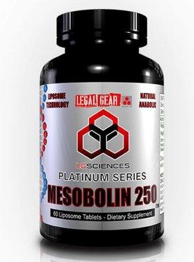 Legal Gear Mesobolin 250, 60 tablets