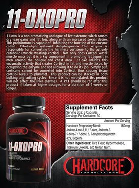 11-Oxopro, 90 Capsules