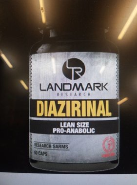 Landmark Research Diazirinal, 60 Capsules