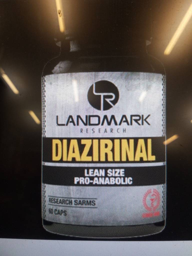 Landmark Research Diazirinal 60 Capsules