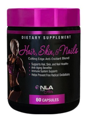 NLA for Her Hair, Skin and Nails, 60 Capsules