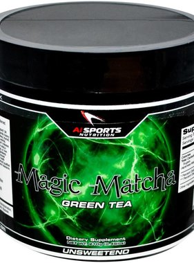 AI Sports Nutrition Magic Matcha, 28 Servings