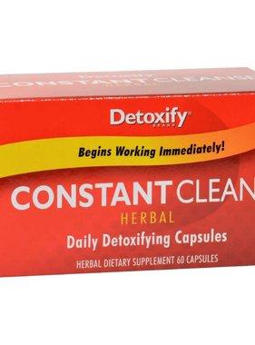 Detoxify Constant Cleanse , 60 Capsules