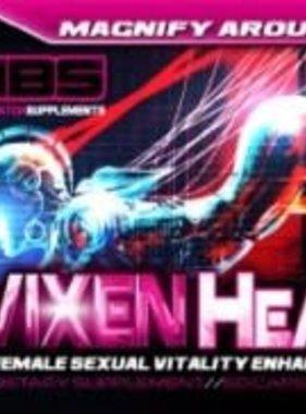 ABS Vixen Heat,  60 Capsules