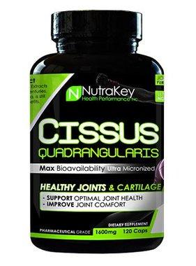 NutraKey Cissus Quadrangularis, 120 Capsules