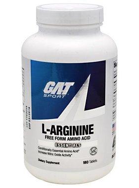 German American Technologies L-Arginine, 180 Tablets