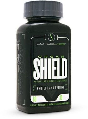 Purus Labs Organ Shield, 60 Capsules