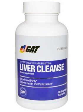 German American Technologies Liver Cleanse, 60 Capsules