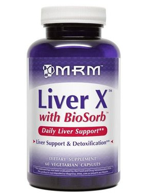 MRM Liver X, 60 VCapsules