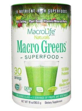 Macrolife Naturals Macro Greens