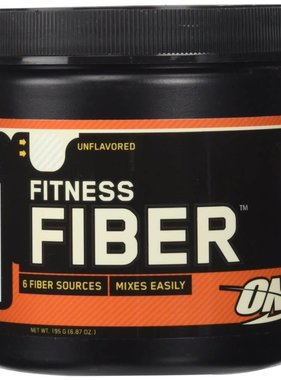 Optimum Nutrition Fitness Fiber, Unflavored, 30 Servings