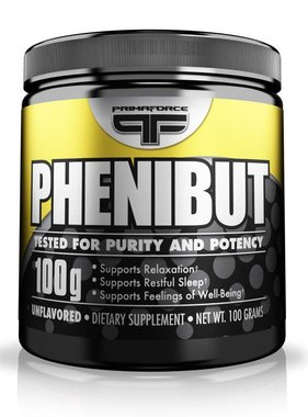 Primaforce Phenibut Powder 100 gms, 333 Servings