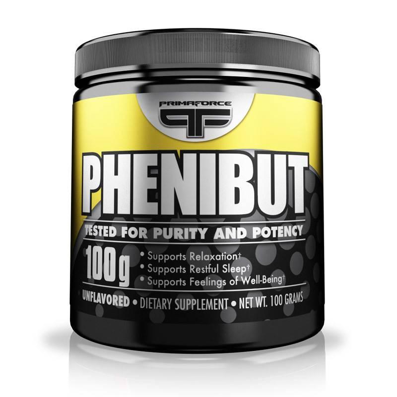 Primaforce Phenibut Powder  Servings