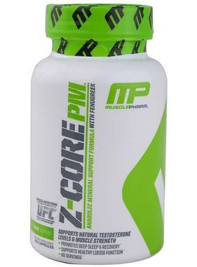 MusclePharm Z-Core Pm, 60 Capsules