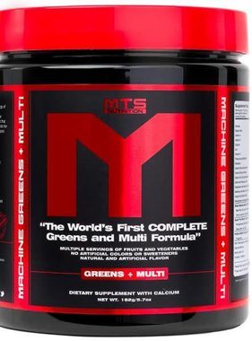 MTS Machine Greens & Multi, 30 servings