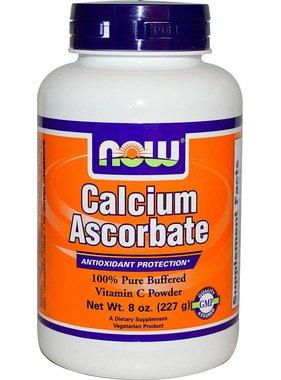 NOW Foods Calcium Ascorbate Powder, 8 oz, 202 Servings