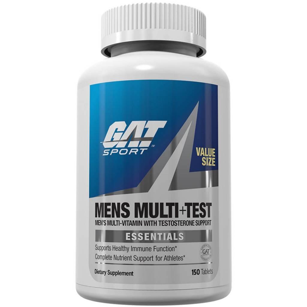 German American Technologies Men's Multi + Test
