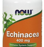 NOW Foods Echinacea, 400mg, 100cap