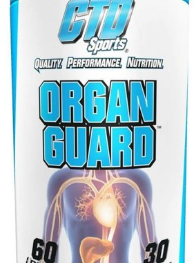 CTD Labs Organ Guard, 60capsule