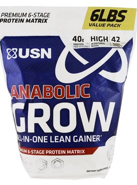 USN Anabolic Grow Gainer