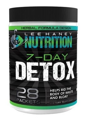 Lee Haneys Nutritional Support Systemic Cleansing Detox 7-Day, 28 packs