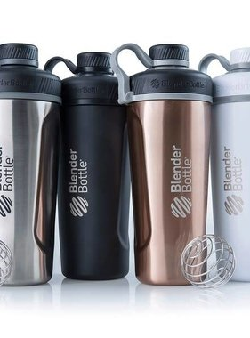 Blender Bottle Blender Bottle, Radian-Stainless Steel, Assorted Colors, 26oz.