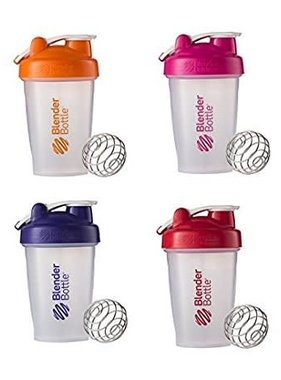 Blender Bottle Blender Bottle, Classic w/ Loop, Assorted Colors, 20oz.