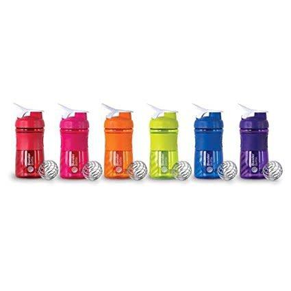 Blender Bottle Blender Bottle, SportMixer, Assorted Colors, 20oz.