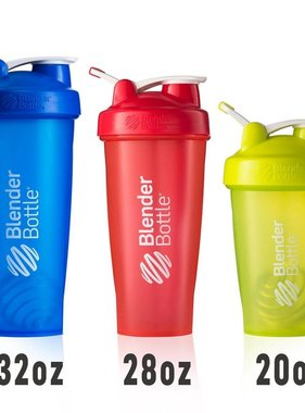 Blender Bottle Blender Bottle, Classic w/ Loop, Assorted Full Colors, 28oz.