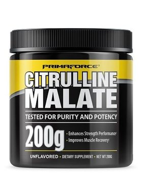 Primaforce Citrulline Malate 200 gm, 100 Servings