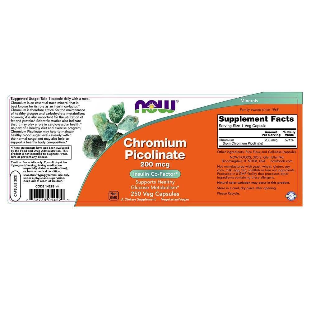 """Képtalálat a következőre: """"now chromium picolinate"""""""