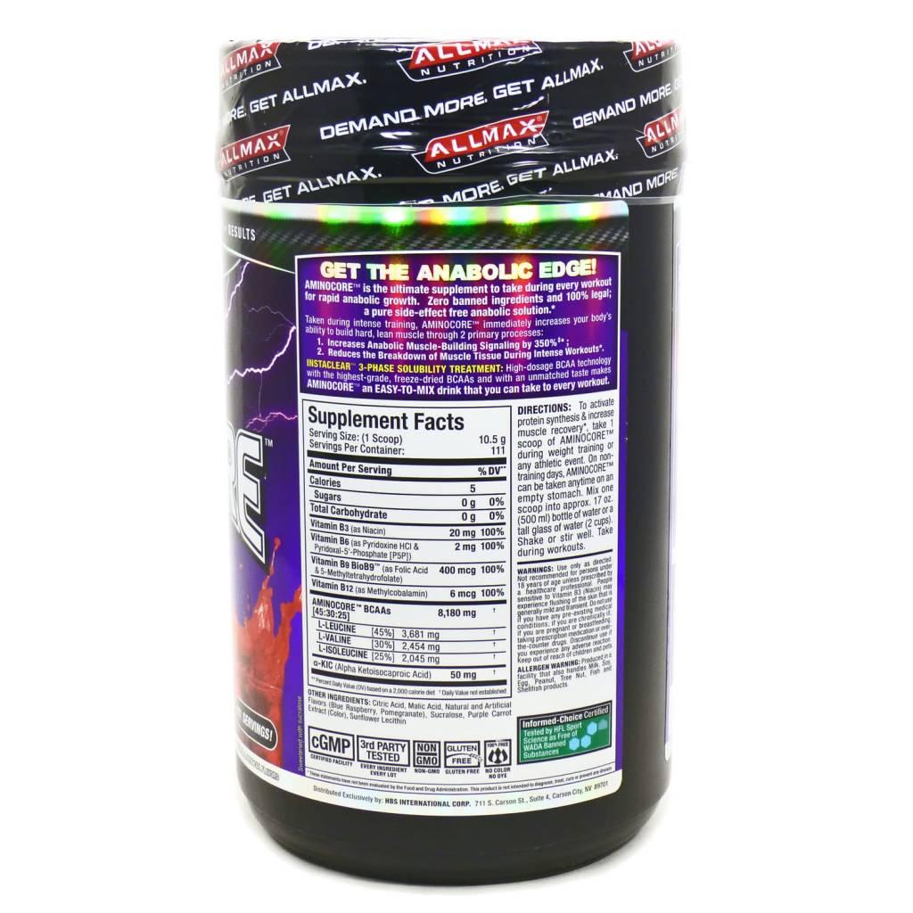 AllMax Nutrition Aminocore