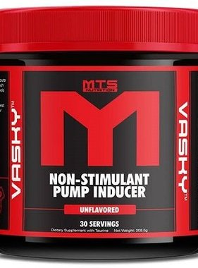 MTS Vasky, Unflavored, 30 servings