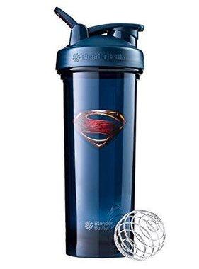 Blender Bottle Blender Bottle, DC Comics Superman Pro32 Shaker, 32oz
