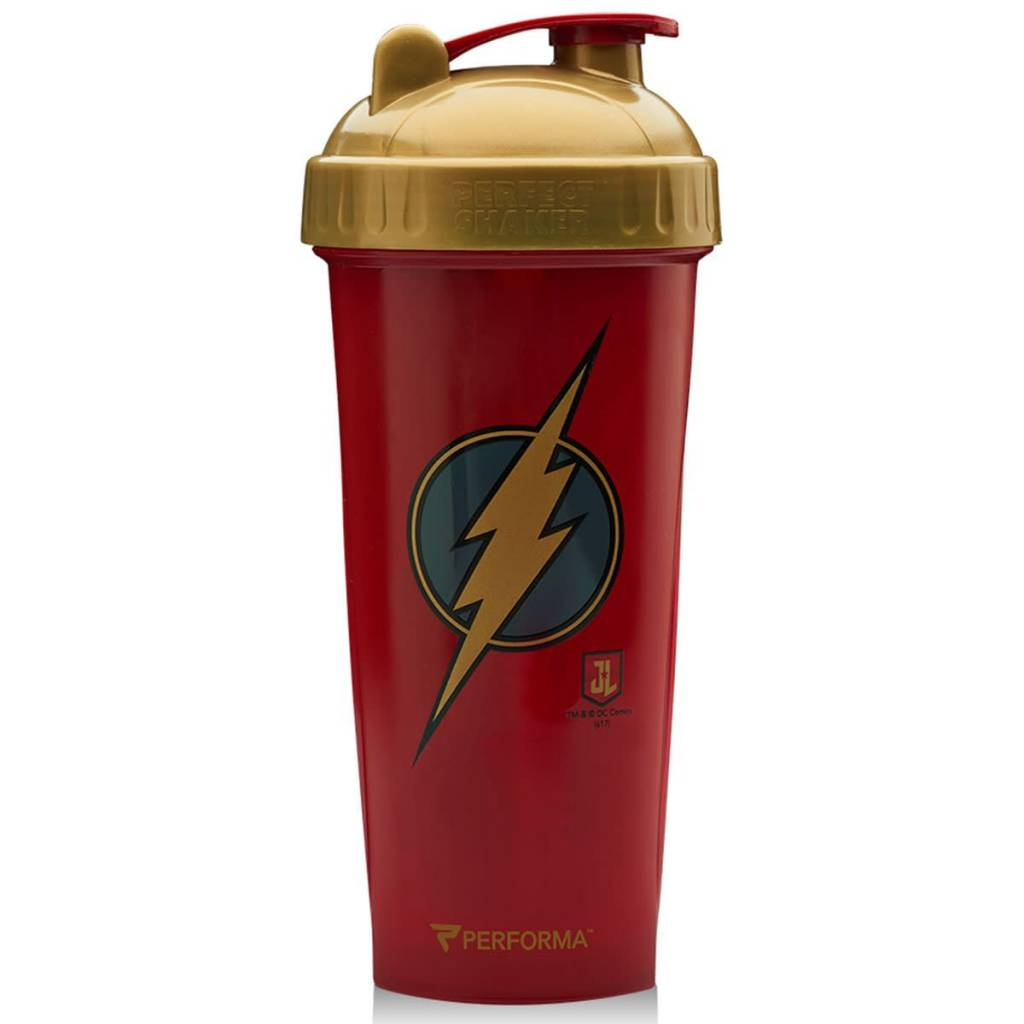 PerfectShaker Perfect Shaker, Justice League Movie Series Shaker Cup Cyborg 28oz