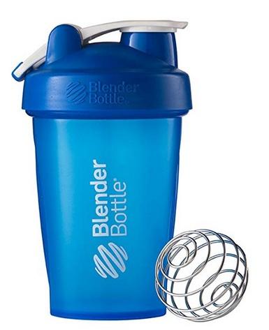 Blender Bottle Blender Bottle, Classic w/ Loop, Blue, 20oz.
