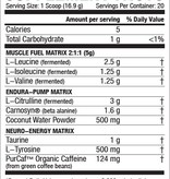 Kaged Muscle In-Kaged, Watermelon, 20 servings