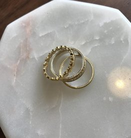 Anna Beck Stacking Rings