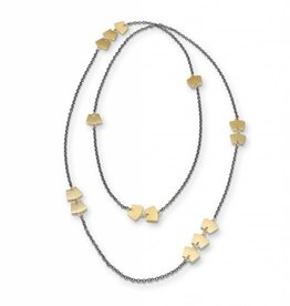 """Bree Richey Asia Station Necklace, 36"""""""