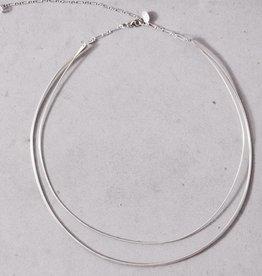 Elaine B Concentric Collar
