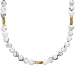 """Anna Beck Howlite Beaded Necklace, 36"""""""