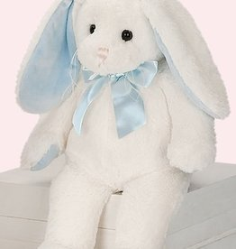 Bearington Baby Collection Blue Floppy Bunny
