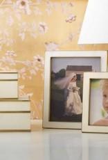Classic Shagreen Frame, Cream, 5x7