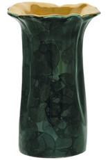 Malachite Flower Vase